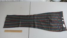 Vintage New Old Stock Mens Flare Bell Bottom Pants  32x31 wild stripes SEARS