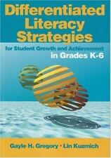 """""""Differentiated Literacy Strategies for Student Growth and Achievemen"""" Education"""