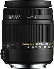 Sigma DC Telephoto Camera Lens