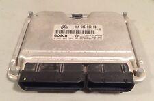 2002 VW BEETLE 1.8 MT AWV PCM ECU ECM ENGINE COMPUTER CONTROL 06A 906 032 GB