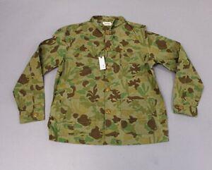 Taylor Stitch Men's The Ojai Jacket HD3 Arid Camo Dry Wax Size 42 (Large) NWT
