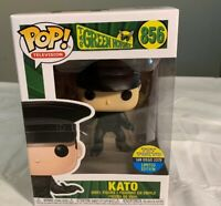 KATO THE GREEN HORNET TOY TOKYO 2019 SDCC EXCLUSIVE FUNKO POP, MINT CONDITION
