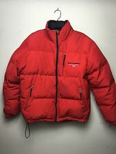 Vtg Polo Sport Ralph Lauren Jacket Down Puffer Coat 90's Men's Small