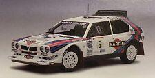 LANCIA DELTA s4 RALLY WINNER Argentinia 1986 #5 1:18 Autoart