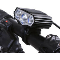 3600LM Bike Bicycle LED Front Head Light USB Rechargeable Lamp Cycling