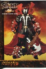 Spawn The Toy Files Promo Card P1