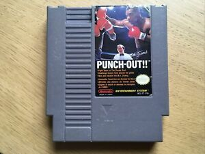Mike Tyson's Punch-Out!! Nintendo NES Game Cart Only