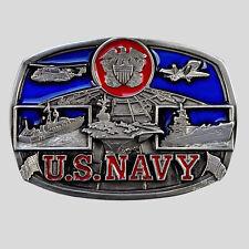 U. S. Azul Marino Hebilla Seal FUERZAS ESPECIALES De Cinturón para cambiar el
