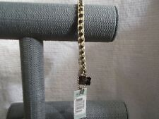 Rhinestone Woven Bracelet Sand Color New Rose Gonzales Gianna Collection