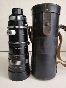 Schneider kreuznach Tele-Varigon 80-200mm 1:4 arri standard mount