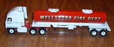 Wellsboro Fire Dept Tanker '91 Winross Truck