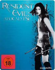 Resident Evil: Apocalypse (Blu-ray, Steelbook) - Milla Jovovich - neu & OVP