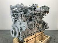2006  Isuzu 6WG Diesel Engine, 348HP. All Complete and Run Tested.
