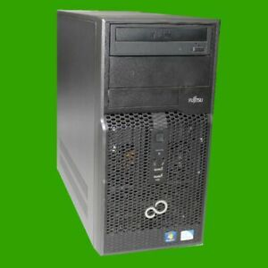Fujitsu Esprimo P400 Mini Tower Intel G860 4 GB RAM 500 GB HDD Win10 Pro