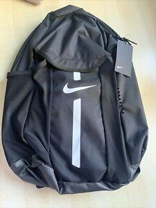 Nike Academy Backpack Black & White, New