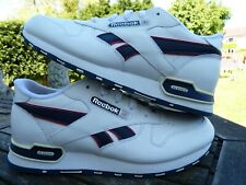REEBOK CLASSIC Union Jack Trainers UK Size 4 Unisex RARE Excellent Condition