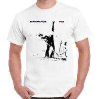 Free 70s Rock Heartbreaker Retro T Shirt 354