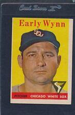 1958 Topps #100 Early Wynn White Sox VG 58T100-90315-3