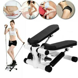 Mini Stepper Leg Arm Thigh Fitness Exercise Gym Aerobic Workout Machine Stepping