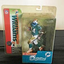 Miami Dolphins Ricky Williams 2 NFL Figure McFarlane NIB football 2004