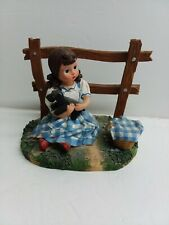 "Madame Alexander Classics Picnic Dorothy 2000 Resin Figurine 5"" wizard of oz"