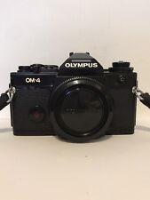 Olympus OM4 Camera Body
