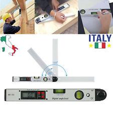 Goniometro Livella angolare misuratore di livello Indicatore LCD digitale 0-225°