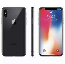 Apple iPhone X 64gb Verizon T-Mobile At&t Sprint Unlocked Smartphone