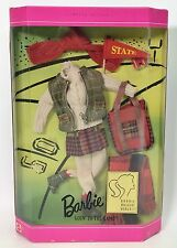 BARBIE GOIN' TO THE GAME BARBIE MILLICENT ROBERTS LIMITED EDITION FASHION NRFB
