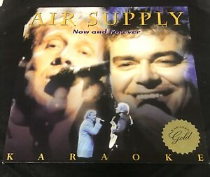 AIR SUPPLY - NOW AND FOREVER KARAOKE LASER DISC LD