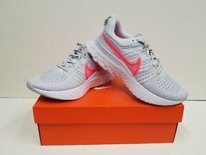 NIKE React Infinity Run Flyknit 2 (CT2423 004) Womens Running Shoes Size 7.5 NEW