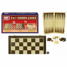 Backgammon Vintage Board Games