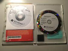 Microsoft Windows 7 Home Premium +Key +Preinstalltion Kit DVD-OEM-Deutsch 32 Bit