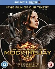 The Hunger Games: Mockingjay Part 1 [Blu-ray + UV Copy] [2015] - DVD  80VG The