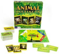 Animal Instincts Board Game Pressman
