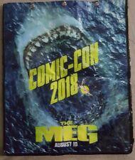 MEG Meglatron Swag Bag Backpack shark movie Tote  SDCC 2018 Comic Con EXCLUSIVE