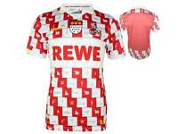 Uhlsport 1. FC Köln Karnevalstrikot 2020 Karneval Shirt Fan Jersey Effzeh S-4XL