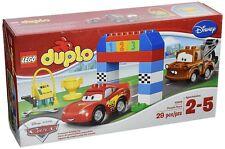 LEGO 10600 - DUPLO Disney Pixar Cars - Classic Race - NEW