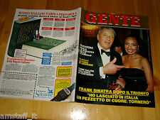 GENTE=1986/41=FRANK SINATRA=MICHAEL JACKSON=RICCARDO CHAILLY=MAURIZIO COSTANZO=