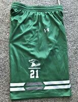 Under Armour Authentic Men's CMU Basketball Shorts Size Large #21