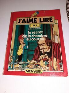 J Aime Lire N 1 Le Secret De La Chambre Au Coucou 1977 Rare