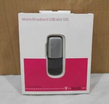 New Sealed Boxed T-Mobile Broadband USB 3G Stick Dongle 530 FREE UNLOCK POSSIBLE