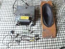 1966 Ford Falcon Am radio & speaker kit Oem Nos