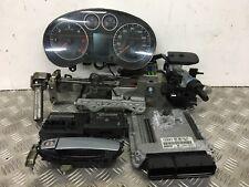 AUDI A3 MK2 8P 04-08 2.0 TDI BKD Auto Motore ECU KIT Orologio 03G906016DT 8P0920980