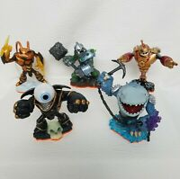 Skylanders Giants Lot of 5 Figures