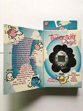1997 Bandai Tamagotchi Angel Silver in English with Original Box (US Version)