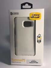 NEW Otterbox Symmetry Series White Case Samsung Galaxy S7 Edge FREE SHIPPING