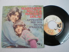 MARIANNE MILLE & MAURICE DULAC Momo FRANCE 45 1973 Folk Prog IVAN JULLIEN
