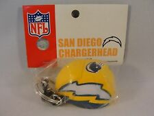 NFL San Diego Chargers Foamhead 4 in 1 Antenna Topper Keychain