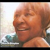 Mavis Staples : You Are Not Alone Soul/R & B 1 Disc Cd